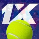 1X Tennis Nabivaika