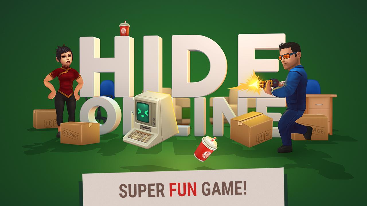 Hide Online - Hunters vs Props screenshot 1