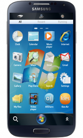 Download Theme Windows 7 For Android Apk idea gallery