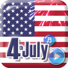 Fourth Of July Live Wallpapers Icon