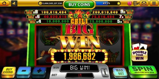 Win Vegas Casino - 777 Slots & Pub Fruit Machines screenshot 12