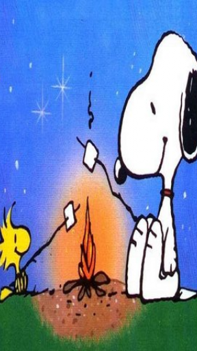 Snoopy Wallpapers Screenshot