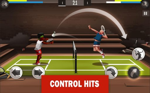 Badminton League screenshot 6