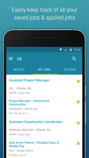 job search by careerbuilder