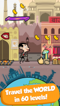 Mr Bean™ - Around the World Screenshot