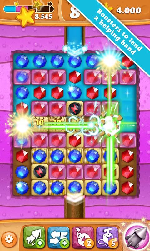 Diamond Digger Saga screenshot 2