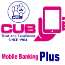 CUB MOBILE BANKING PLUS (All in One App)