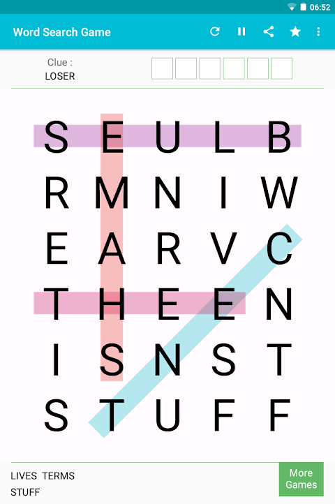 Word Search screenshot 21