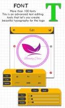 Designer Logo Maker Screenshot