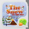 GO SMS Theme The Snow