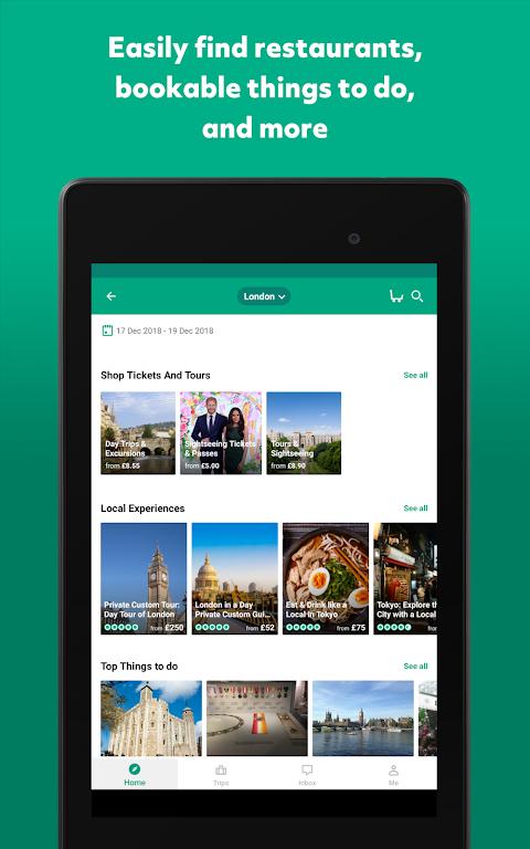 TripAdvisor Hotels Restaurants screenshot 23
