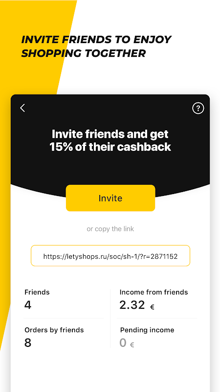 Letyshops скачать приложение как скачать приложения на нокиа 520