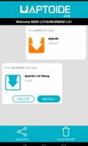 Aptoide Lite Screenshot