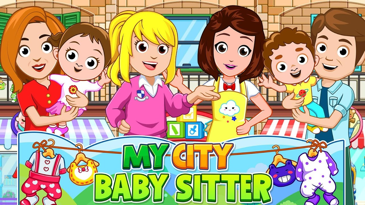 My City : Babysitter screenshot 1