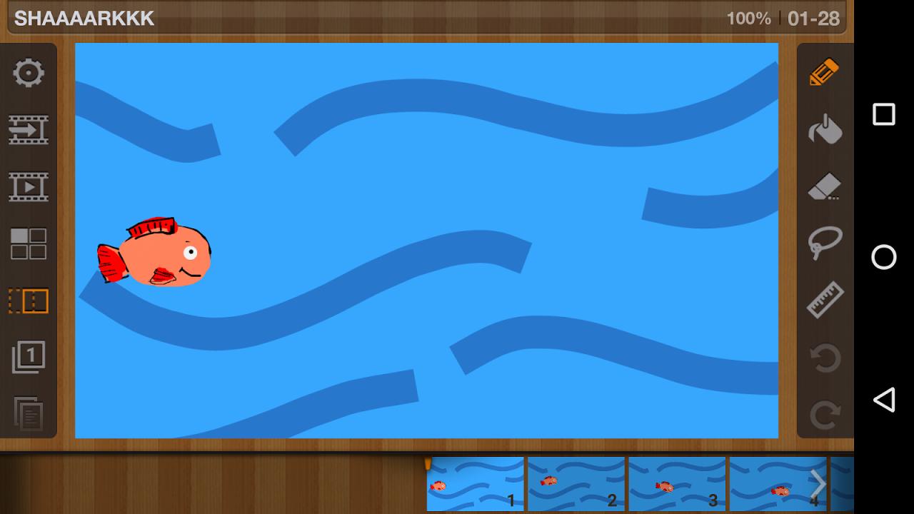 FlipaClip: Desenho animado screenshot 1