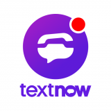 TextNow - Free US Phone Number Icon