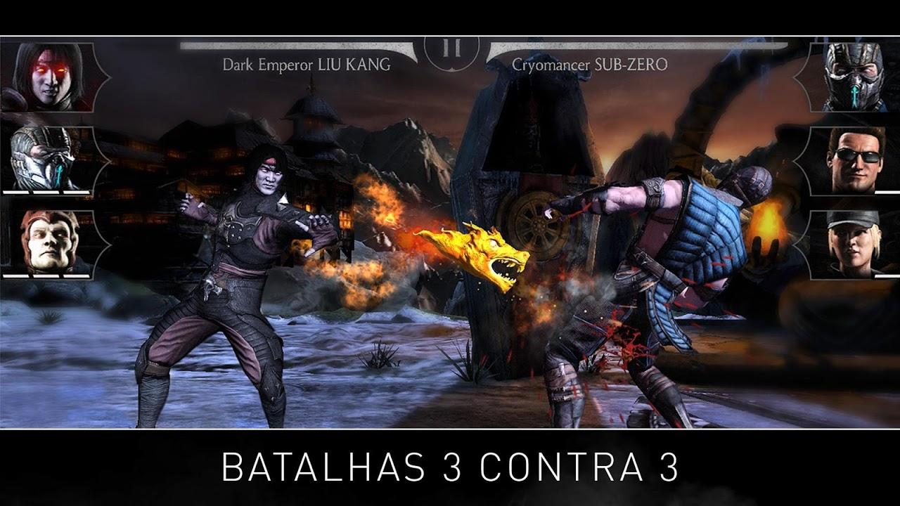 MORTAL KOMBAT screenshot 1