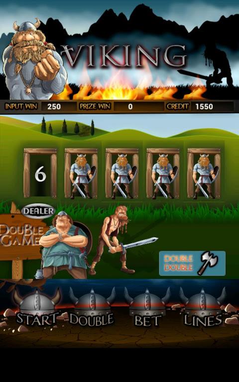 Viking slot machine