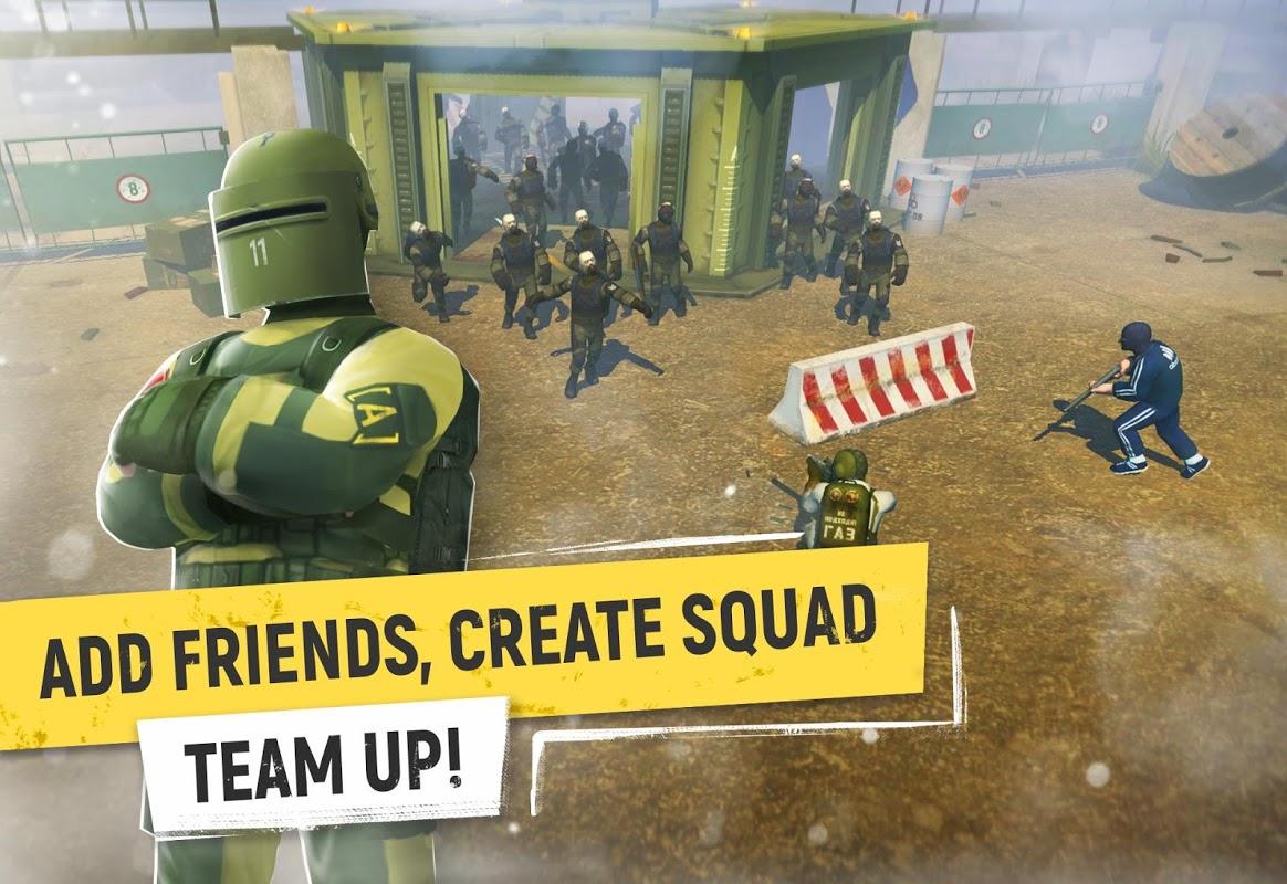 Tacticool - 5v5 shooter screenshot 2