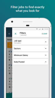 Jobsite - Find UK jobs and careers around you screenshot 2