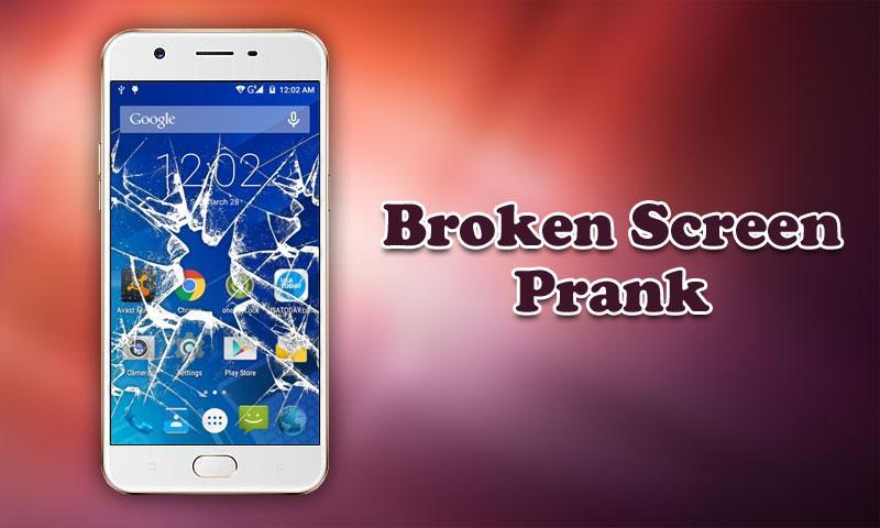 Broken Screen Prank 1.2 Download Android APK | Aptoide