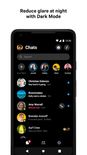 Messenger – Text and Video Chat for Free screenshot 8