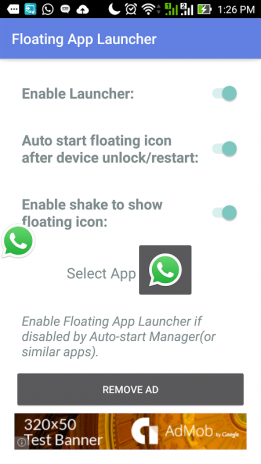 How To Remove In Launcher App