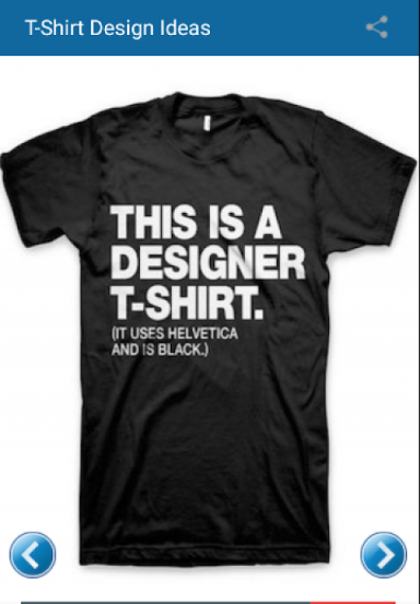 T-Shirt Designs | Download APK For Android - Aptoide