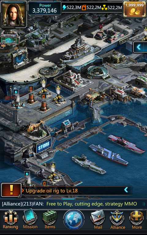 Battle Warship:Naval Empire screenshot 2