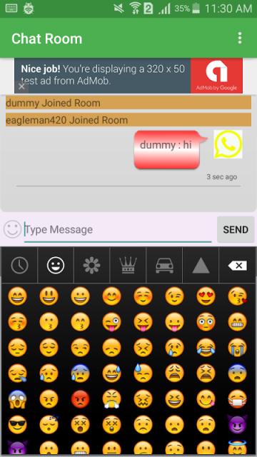 best chat room app jet