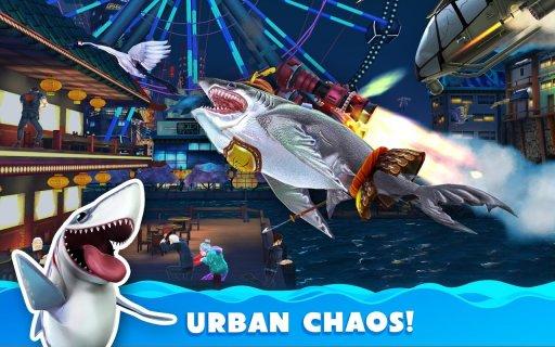 Hungry Shark World screenshot 24