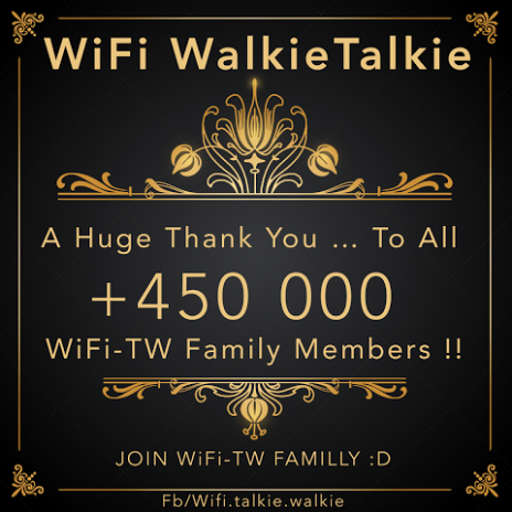 Wi-Fi Walkie Talkie ( Free ) 4 7 Download APK for Android