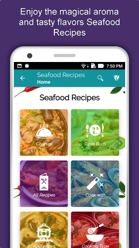 All Seafood Recipes Offline 1 2 16 Download Android Apk Aptoide