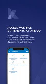 KFinKart - Investor Mutual Funds screenshot 7