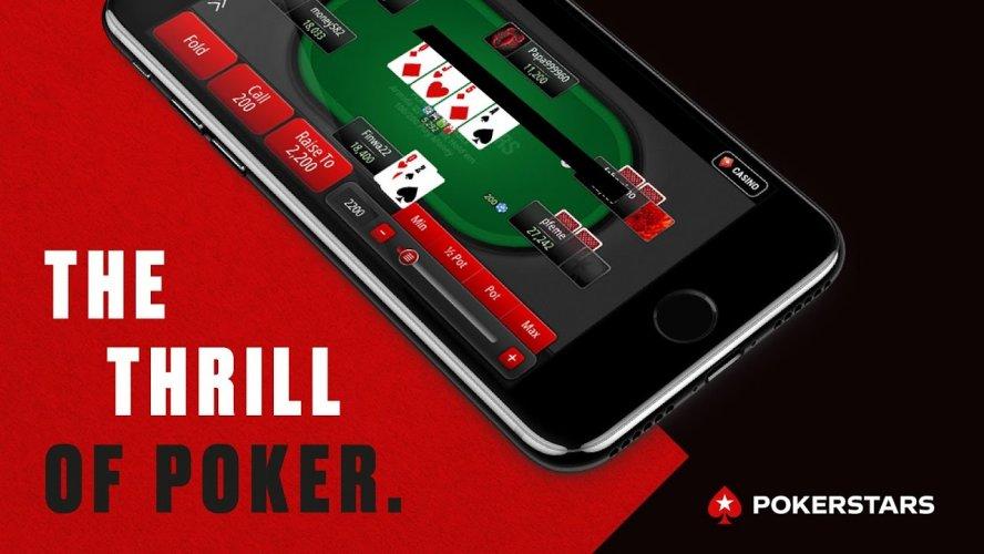 Покер старс на телефон онлайн казино висбаден