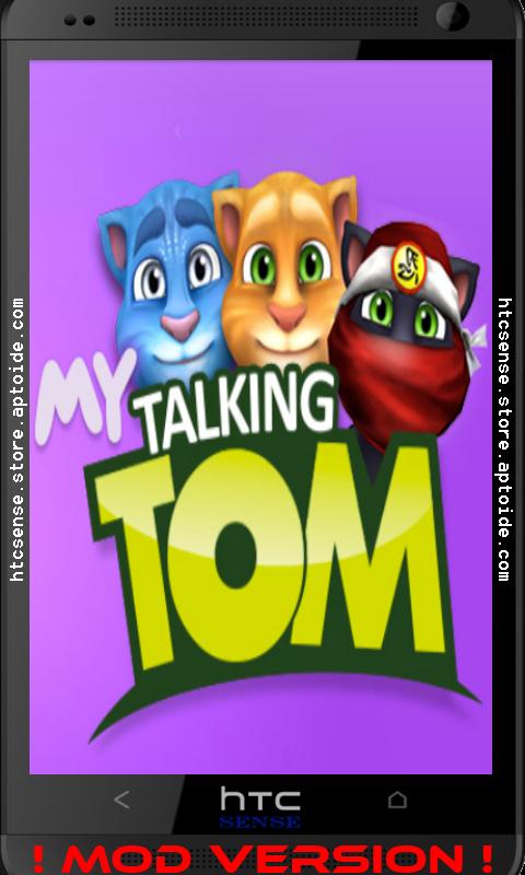 My Talking Tom (Mod) screenshot 1