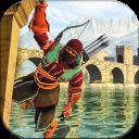 Hero of Ninja Archery Survival: Shadow Ninja