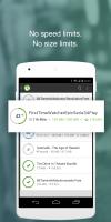 µTorrent® - Torrent Downloader Screen