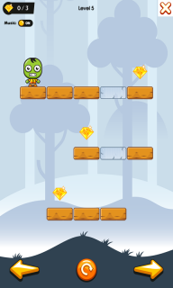 Jumping Monster screenshot 3