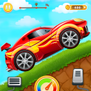 Kids Car Hill Racing: Games For Boys