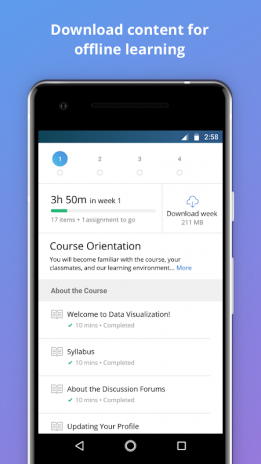 Coursera: Online courses 2 9 9 Download APK for Android