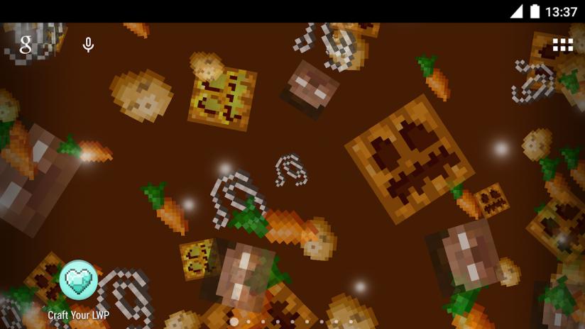 Live Minecraft Wallpaper Screenshot 9