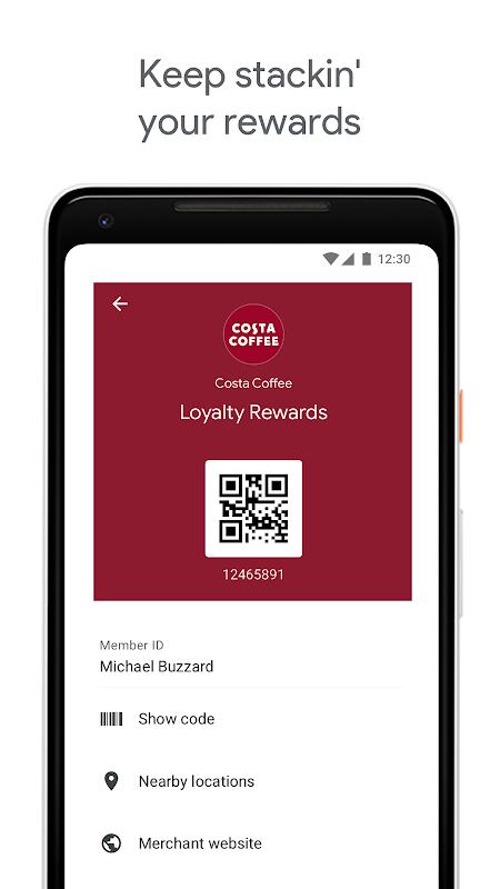 Android Pay screenshot 11