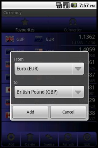 forex currency rates apk