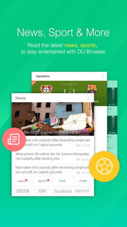 DU Browser 6 4 0 4 Download APK for Android - Aptoide