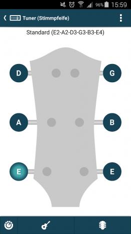 Smart Chords Tools Guitar Bass Banjo Uke V520 Android