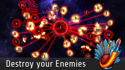 Galcon 2: Galactic Conquest screenshot 1