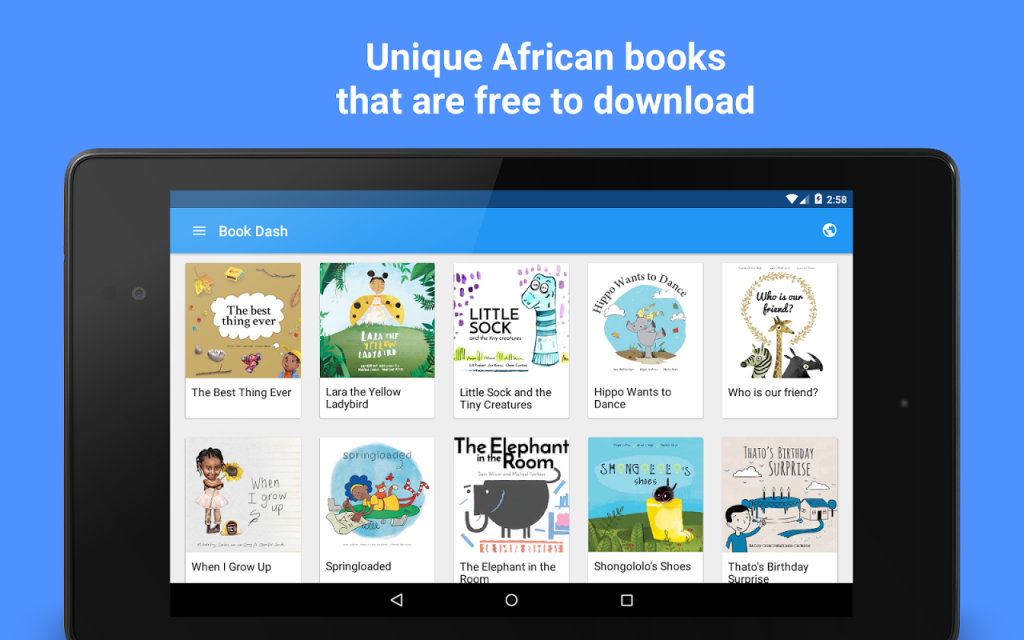 book apps download