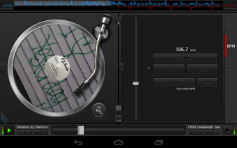 DJ Studio 3 Screenshot