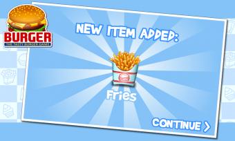 Burger Screenshot
